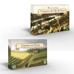Viticulture - Expansões dos Visitantes