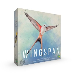 Wingspan + Exp. Europa + Sleeves (Pré-venda)