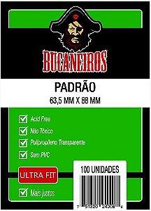 Sleeve Padrão Ultra FIT (63,5 x 88) Bucaneiros