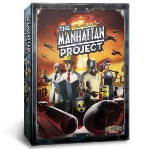 The Manhattan Project + Nations Expansion