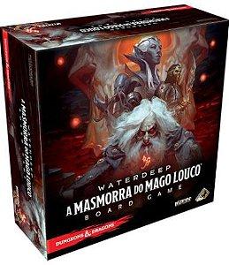 DUNGEONS & DRAGONS: A MASMORRA DO MAGO LOUCO (Pré-venda)