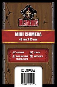 SLEEVE MINI CHIMERA (43 X 65) Bucaneiros