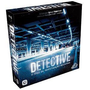 Detective: A Modern Crime Boardgame