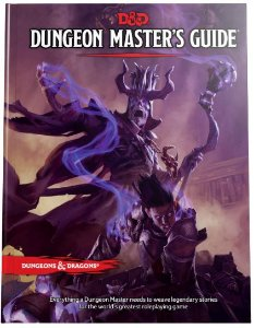 DUNGEONS & DRAGONS: Livro do Mestre
