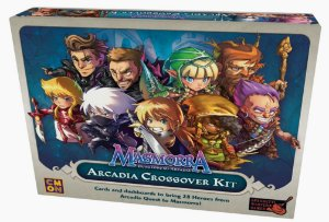 Masmorra: Arcadia Quest Crossover Kit