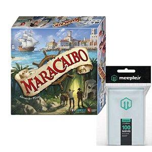 Maracaibo + Sleeves Meeple BR (Pré-venda)