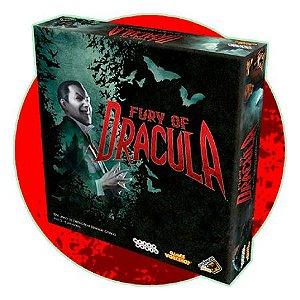 Fury of Dracula com Sleeve (Reposição)