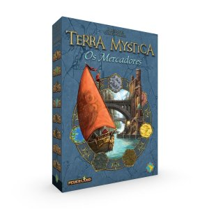 Terra Mystica: Mercadores (Pré-venda)