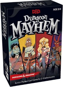 DUNGEONS & DRAGONS: DUNGEON MAYHEM (PRÉ-VENDA)