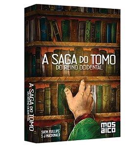 A Saga no Tomo Pré-venda)