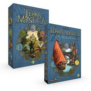 Terra Mystica + Mercadores (Pré-venda)
