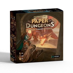Paper Dungeon (Pré-venda 20/11)