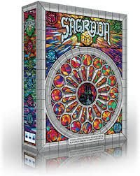 SAGRADA + Sleeves
