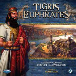 Tigris & Euphrates (Pré-venda 27/11)