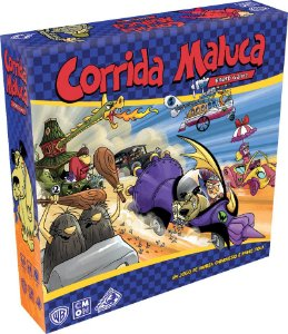 Corrida Maluca (Pré-venda)