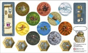 Terra Mystica: Terrenos Especiais