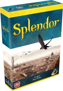 Combo SPLENDOR + Playmat em lona + Sleeves