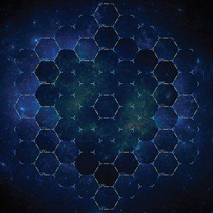 Playmat TWILIGHT IMPERIUM 4ª ED Para até 8 jogadores