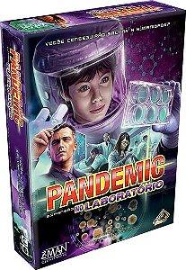 Pandemic - NO LABORATÓRIO - Expansão (Pré-Venda)
