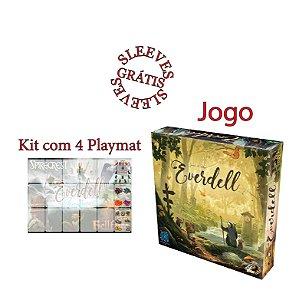 Everdell + Sleeve + Playmat