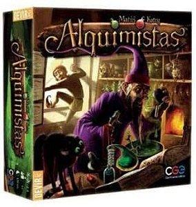 Alquimistas (Pré-venda)