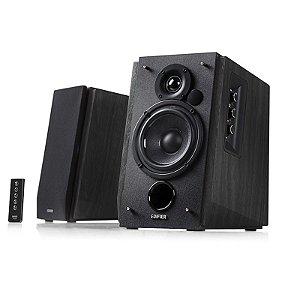 Monitor de Áudio Bluetooth 66W RMS - EDIFIER R1700BT - Preto