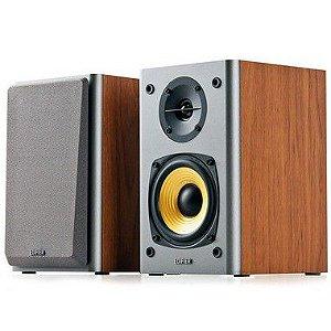 Monitor de Áudio  2.0 Bivolt Edifier R1000T4 Madeira