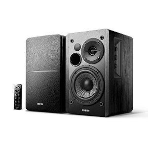 Monitor de Áudio Edifier R1280DB Preta 42W RMS - Bivolt