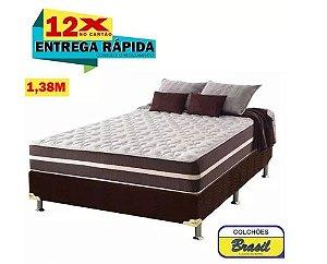 Conjunto Anjos Classic Malha 1,38x1,88x0,64