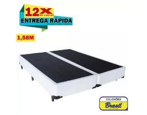 Cama Box Bipartida (base) 1,58m X 1,98m