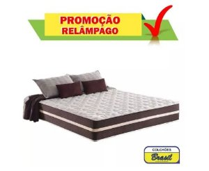 Colchão Anjos Classic Malha Casal (colchão) 1,38