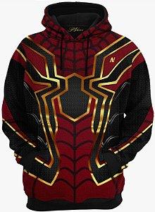 Blusa de Frio Moletom Nova Roupa Homem Aranha