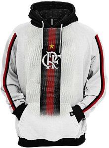 Blusa de Frio Moletom Clube do Flamengo