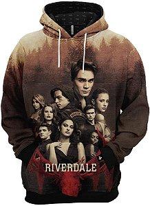 Blusa Frio Moletom Série Riverdale