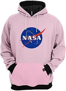 Blusa Frio Moletom NASA