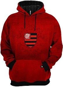 Moletom Clube de Regatas do Flamengo Emblema
