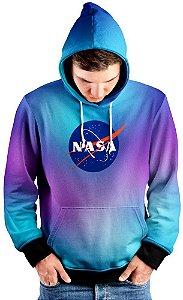 Blusa de Frio Moletom Agência NASA