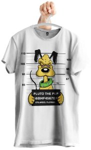 Camiseta Pluto The Pup