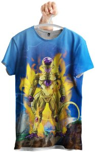 Camiseta Dragon Ball Freeza