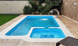Piscina Modelo Confort | Completa e instalada | Henrimar