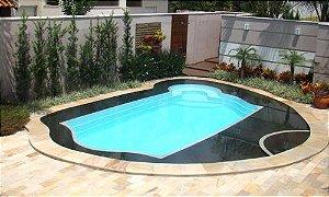 Piscina Modelo Tropical | Completa e instalada | Henrimar