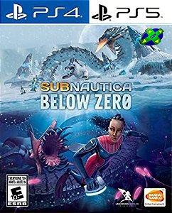 Subnautica Below Zero -  PS4/PS5