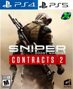 Sniper Ghost Warrior Contracts 2 - PS4/PS5