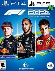 F1 2021 - PS4/PS5