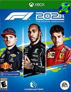 F1 2021 - XBOX ONE ou Series X/S