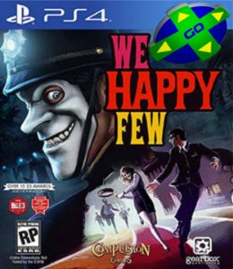 WE HAPPY FEW - PS4