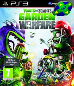 PLANTS VS ZOMBIES - PS3