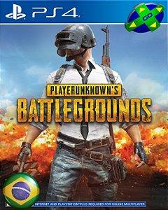 PLAYERUNKNOWN'S BATTLEGROUNDS – Edição dos Saqueadores - PS4