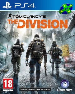 TOM CLANCYS THE DIVISION  - PS4