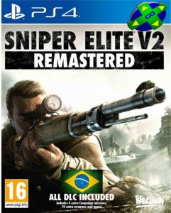 SNIPER ELITE V2 REMASTERED - PS4